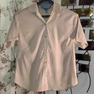 Button Sleeved Blouse